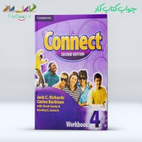 جواب کتاب کار Connect 4 Workbook Second Edition