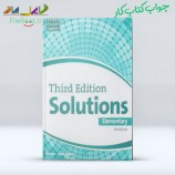 جواب کتاب کار Solutions Elementary Workbook ویرایش سوم