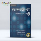 کتاب معلم Viewpoint 2 Teacher's Edition ویرایش اول (۲۰۱۲)