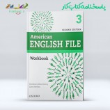 جواب کتاب کار American English File Workbook 3 ویرایش دوم