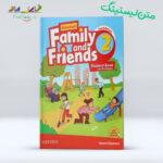 متن لیسنینگ American Family and Friends 2 ویرایش دوم