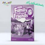 جواب کتاب کار American Family and Friends 5 Workbook