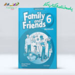 جواب کتاب کار (British) Family and Friends 6 Workbook ویرایش اول